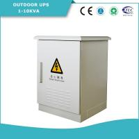 Buy cheap 1-10KVA Outdoor UPS Systems LED Display 115~295VAC High Environmental Adaptabili from wholesalers