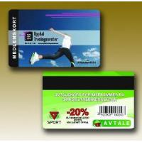 Wholesale Magnetic Strip Card Printing/Making Magnetic Strip Card from china suppliers