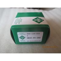 Wholesale Radial spherical plain bearing GE40FO-2RS requiring maintenance with seals both sides from china suppliers