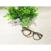 Buy cheap 80031-C2 Tortoiseshell Color Acetate Temple TR90 Material Optical Eyeglasses from wholesalers