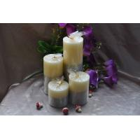 Wholesale church white pillar candle from china suppliers