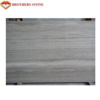 Wholesale Direct Supply Crystal Wood Grain Marble Stone Slabs Standard Or Customized Size from china suppliers