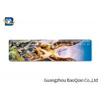 Wholesale Cute / Fancy Printing 3D Lenticular Ruler , Plastic Flexible Ruler Customized Shape from china suppliers