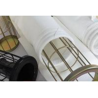 Wholesale 550GSM Cement Polyester Dust Collector Filter Bag from china suppliers