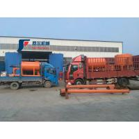 Automatic Dry Mortar Mixer Machine Low Noise For Dry Plaster Sand Cement