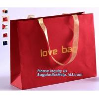 "Luxury Carrier Bags,Custom pattern luxury printing carrier bag with handle,Gift Bags 8x4.75x10.5"" - 25pcs Bag Dream"