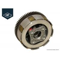 Wholesale 4 Column Honda Cg 125 Engine Parts , Dirt Bike Clutch Assembly With Friction Pressure Plate from china suppliers