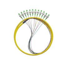 China High Reliability Optical Cord Pigtail Fiber Optic Cable FCAPC Connector on sale