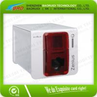 China Evolis  Zenius + Card Printer  visiting card printing machine on sale