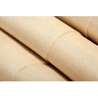 Wholesale Aramid Fibers PPS 5 Micron Glazed Finish Paint Filter Bags from china suppliers