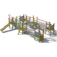 Wholesale Outdoor Playground Equipments HAP-11302 from china suppliers