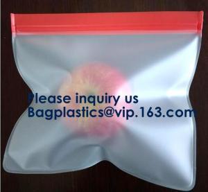 China Vaccum Bag For Food Stasher Reusable Silicone Food Bag Peva Bag Food Storage Snack Food Packaging Bag BAGEASE BAGPLASTIC on sale
