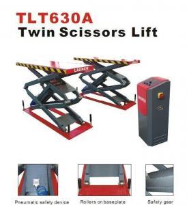 China 3T TLT630A Double Scissor Car Lift Auto Workshop Equipment on sale
