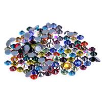 Wholesale Ss4 / Ss6 MC Glass Rhinestones , Flat Back Glass Crystals Eco - Friendly from china suppliers