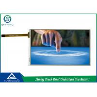 LCD Display 4 Wire Touch Screen Panels 5.2 Inch With ITO Film And ITO Glass