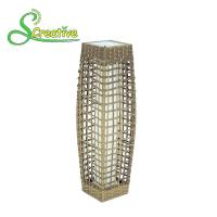 Wholesale Beautiful Decorative Rattan Solar Garden Lights Eco Friendly Energy Efficient from china suppliers