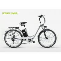 cruiser style electric city bike 250w electric assist. Black Bedroom Furniture Sets. Home Design Ideas