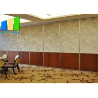 Wholesale Contemporary Aluminum Frame Restaurant Sound Proof Partitions For Ballroom from china suppliers