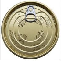 Wholesale 401# 99mm  tinplate full/ half open easy open end, EOE,tin can lids from china suppliers