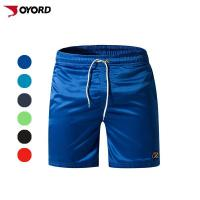 Wholesale Waterproof Fabric Beach Swim Trunks , Printed Beach Shorts With Mesh Liner from china suppliers