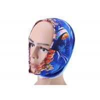 Wholesale Bicycle Soft Fadeless UV  Headwear Bandana With Burning Cloud Logo from china suppliers