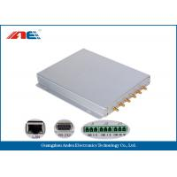 Wholesale 13.56MHz Six Channels Fixed RFID Reader Support Multiple Antenna Ports 50pcs Per Second from china suppliers