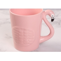 Wholesale Gift Catering Cafe Store 305ml Flamingo Tea Set from china suppliers