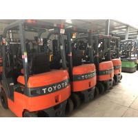 Wholesale Electric Used Forklift Trucks Battery Power 3m - 6m Lifting Height Good Running Condition from china suppliers