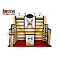 Recyclable and Portable Aluminum Frame Exhibition 10x10 Booth Display Manufactures