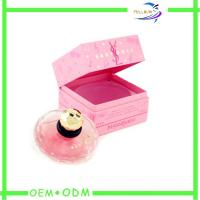 China Small Luxury Kraft Paper Perfume Gift Box With Eva Insert ODM \ OEM on sale