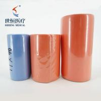 Wholesale High quality orange high polymer foam first aid  roll splint China manufacturer from china suppliers