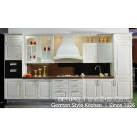 Quality PVC HG A German Style Kitchen Cabinet For Sale
