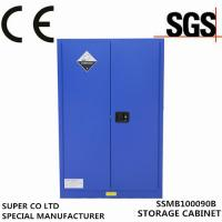 Quality Hazardous Material Corrosive Storage Cabinet With 40mm 1.5 Of Insulating Air Space for sale