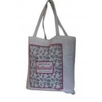 Wholesale Natural color 10az cotton Eco shopping bags personized printing Tote bag from china suppliers