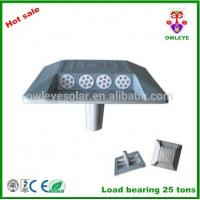 Wholesale 150*150*95mm Double-sided glass bead cat eye aluminium road stud from china suppliers