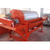 Wholesale Iron Removing Drum Magnetic Separator Permanent Magnetism Fire Resistant from china suppliers