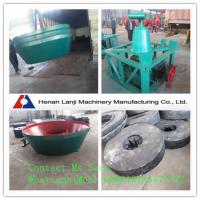 Wholesale Wet pan mill model 1100 hot sale for Egypt from china suppliers