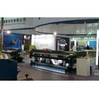 Wholesale 4 Color 3.2M Double Sided Eco Solvent Printing Machine for Flex Banner from china suppliers