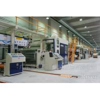 Wholesale Automatic 5 ply Corrugated cardboard production line from china suppliers