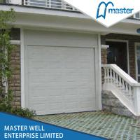 Wholesale Master Well manufacturers automatic sectional overhead glass garage low prices doors from china suppliers