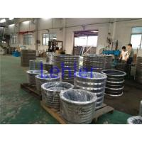 Wholesale Slotted Pressure Screen Basket Paper Mill Bar Type With Hard Chrome Surface from china suppliers