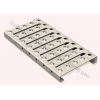 China FM Type Lock Interlocking Safety Grip Strut Grating For Platforms And Walkways on sale