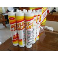 Buy cheap Made in China superior quality acrylic silicone sealant / acrylic adhesive from wholesalers