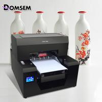 China High Resolution A3 Digital Printer Printing On Glass Cup Bottle Card Phone Case Metal on sale