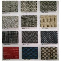 Wholesale Fire Resistant Natural Woven Carpet / Plastic Vinyl Floor Covering from china suppliers
