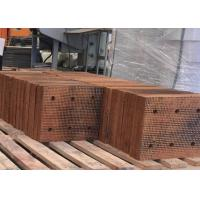Quality ASBESTOS FREE WOVEN BRAKE BLOCKS BRAKE LINING FOR OIL WELL COPPER INSIDE for sale