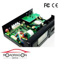 RS232 Port Digital Tachograph , Driving Recorder With Printer Manufactures