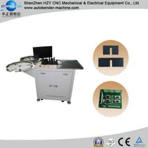 China Roller Feeding Creasing And Cutting Machine , One Time  Steel Cutting Machine on sale