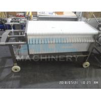Wholesale Hygienic Inox Beverage Plate Frame Filter Filter Press for Wine from china suppliers