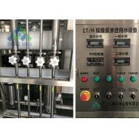Wholesale 2.25KW 380V Edi Distilled Water Equipment / Edi Module Water Purification Filters from china suppliers